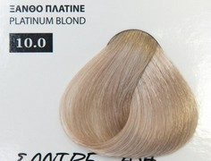 Exclusive color 100ml - 10.0 ΞΑΝΘΟ ΠΛΑΤΙΝΕ