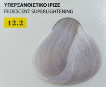 Exclusive color 100ml - 12.2 ΥΠΕΡΞΑΝΘΙΣΤΙΚΟ ΙΡΙΖΕ