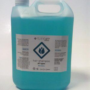 STYLECARE KERATIN Shampoo - ALL TYPES 4lit