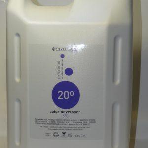 Oxycreme 6% (20vol) 4lit