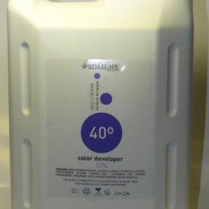 Oxycreme 12% (40vol) 4lit