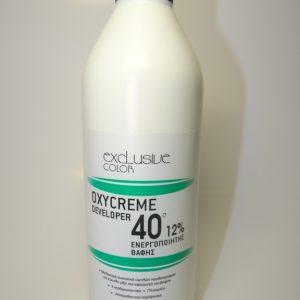 Oxycreme 12% (40vol) 500ml