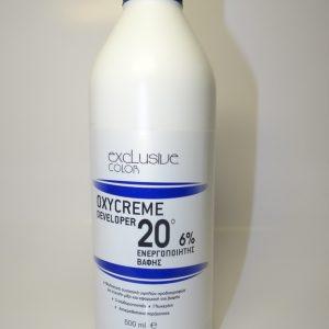 Oxycreme 6% (20vol) 500ml