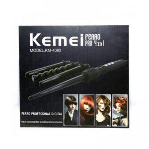 ΣΙΔΕΡΟ KEMEI PRO 4in1 - CERAMIC
