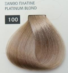 Mediterannean color 60ml - 100 ΞΑΝΘΟ ΠΛΑΤΙΝΕ
