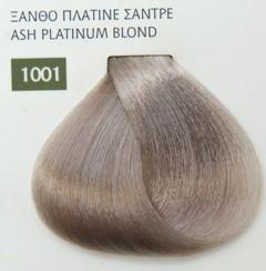 Mediterannean color 60ml - 1001 ΞΑΝΘΟ ΠΛΑΤΙΝΕ ΣΑΝΤΡΕ