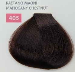 Mediterannean color 60ml - 405 ΚΑΣΤΑΝΟ ΜΑΟΝΙ