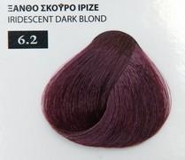 Exclusive color 100ml - 6.2 ΞΑΝΘΟ ΣΚΟΥΡΟ ΙΡΙΖΕ