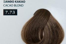 Exclusive color 100ml - 7.73 ΞΑΝΘΟ ΚΑΚΑΟ