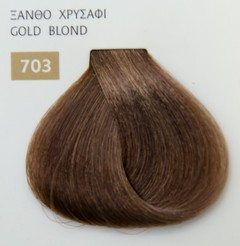 Mediterannean color 60ml - 703 ΞΑΝΘΟ ΧΡΥΣΑΦΙ