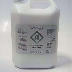 STYLECARE MOISTURISING Shampoo - COCONUT OIL 4lit